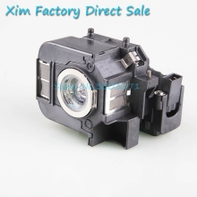 ELPL50 V13H010L50 Projector Lamp With Housing For Epson Powerlite 85, 825, 826W, EB-824, EB-824H, EB-825H, EB-826WH, EB-84H цена 2017