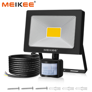 50W LED Flood Light with Motio