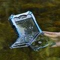 Роскошные R-Просто Амира Алюминий Закаленное Стекло Подводное Плавание IP68 Водонепроницаемый Корпус обложка Для Apple iPhone 6 6 S/6 S Plus/6 Плюс