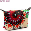FLYING BIRDS! women Cosmetic Bags Makeup Bag Cosmetic case summer  Dumpling Large Volume Women Packages Waterproof bag LM3132fb