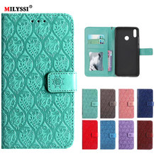 3D PU Leather Case For Honor 8X 6.5 Phone Huawei JSN-L21 JSN L21 Honor8X 8 X Flip Cover