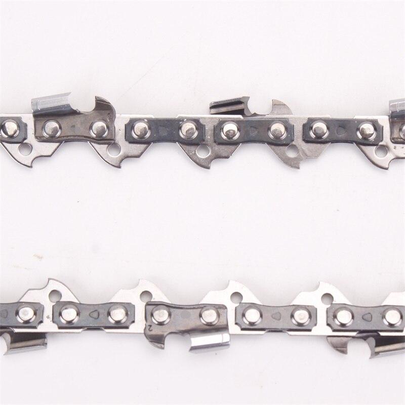 Hardware Kabel Kettensäge Kette 14-zoll 3/8 lp Pitch Heimwerker 043 gauge 52 Stick Link Halb Meißel Säge Ketten Verwendet Auf Kettensäge HüBsch Und Bunt
