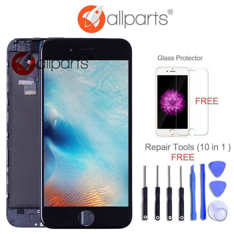 "No Dead Pixel 4.7"" AAA Grade Screen Replacment For iPhone 6 LCD Display iPhone 6S LCD iPhone6 Touch Screen 3D Digitizer"