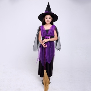 Halloween Costume Set Witch Ma