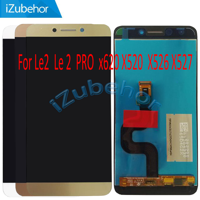 5.5 inch For <font><b>Letv</b></font> LeEco Le2 Le 2 PRO X527 X528 <font><b>x620</b></font> X520 X522 X525 X621 X526 X626 <font><b>lcd</b></font> display touch Digitizer Assembly image