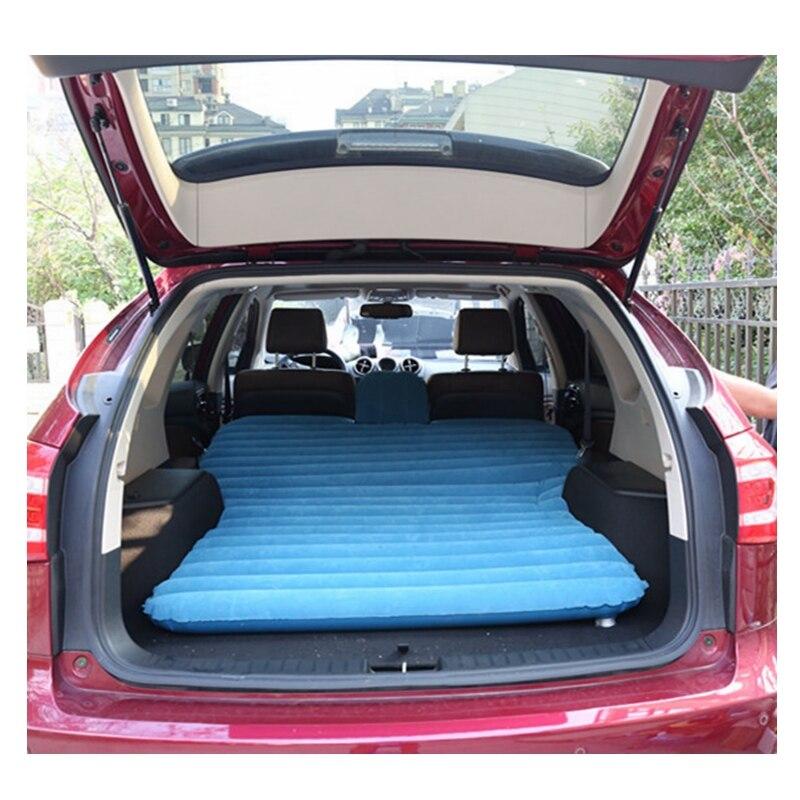 Заднего сиденья матрас внедорожник багажник кровать Автомобильные путешествия кровать 2 станки молнии связи универсального использования... - 4