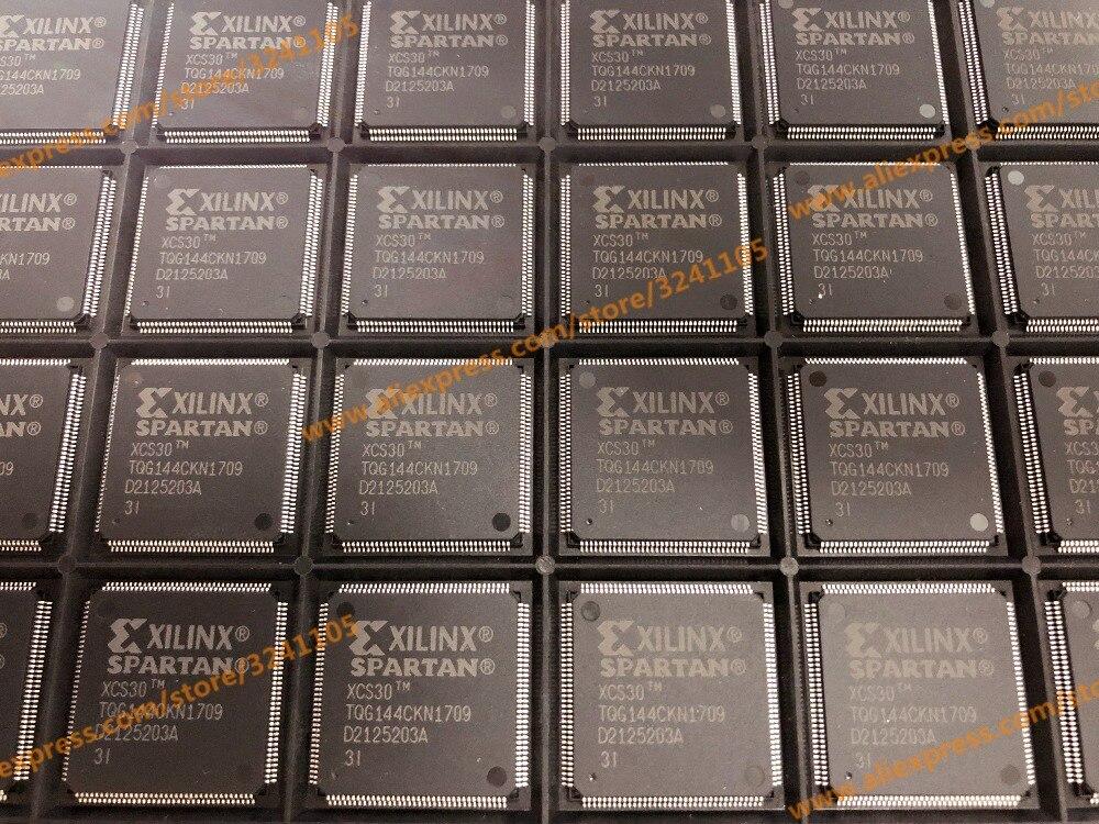 Livraison gratuite 10 PCS/LOTS NOUVEAU XCS30-3TQ144I XCS30 3TQ144I TQFP144Livraison gratuite 10 PCS/LOTS NOUVEAU XCS30-3TQ144I XCS30 3TQ144I TQFP144