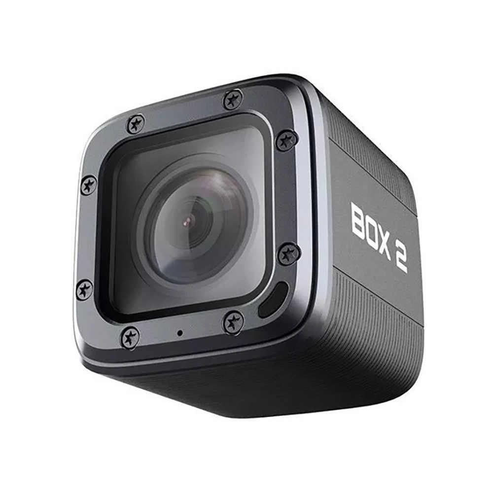 Foxeer กล่อง 2 4 K Action กล้อง 30Fps HD 155 องศา ND กรอง FOVD SuperVison FPV สนับสนุนกล้อง APP Micro พอร์ต HDMI สำหรับ RC Drone