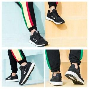 Image 3 - Fashion Men Sneakers Mesh High Top Breathable Men Casual Shoes Rubber Sole Super Comfortable Big Size 49 50 Lace up Men Shoes