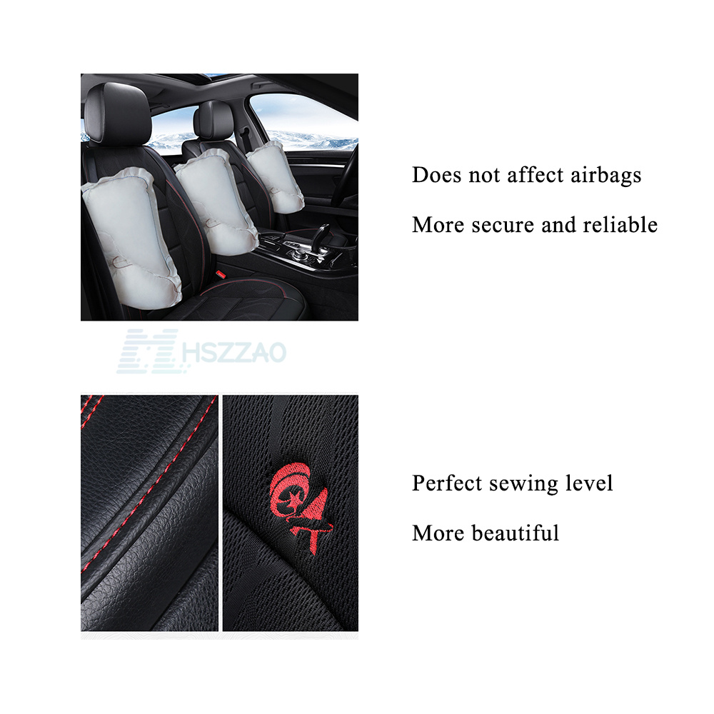 6 Fan + 2 Massage, zomer Auto Zitkussen Luchtkussen met Ventilator Stoelhoezen Autostoel Cooling Vest Koele Zomer Ventilatie Kussen - 3