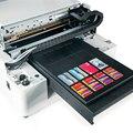 Impresora plana de inyección de tinta uv led impresa en tarjeta de memoria