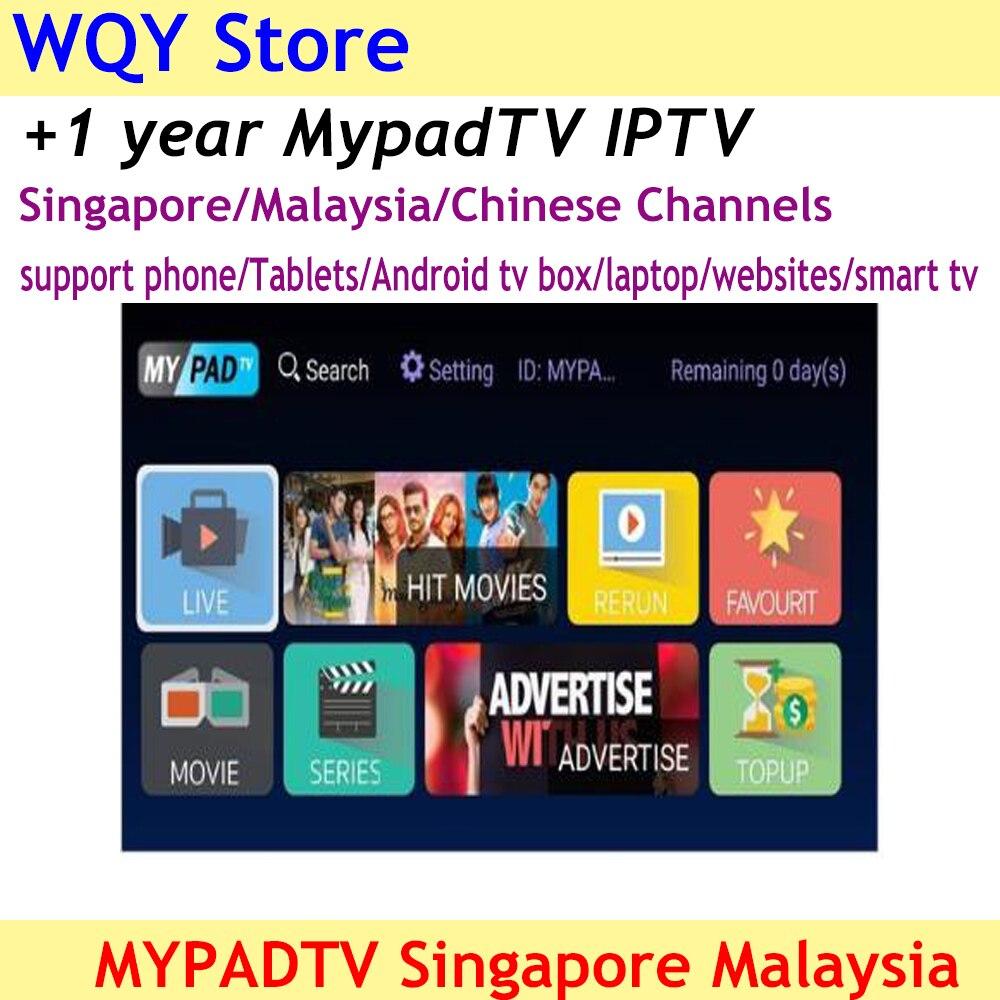 Renew Tx3 Mini Mypadtv Myiptv4k Australia Thailand Subscription Singapore Global-Use