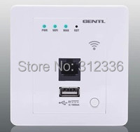 free shipping best price wifi Socket Wall Outlet Power Outlet internet socket USB recharge socket 5v 1000mA