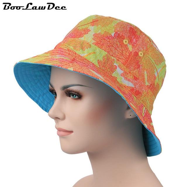 BooLawDee Корейской моды дамы малого таза шляпа солнца для женщин и женские двусторонняя цветовое пятно оптовая завод источник 4F021