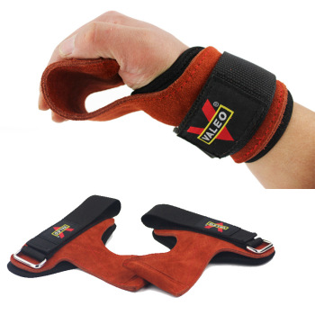 Weight Lifting Strap Lifting Straps Sports Equipment cb5feb1b7314637725a2e7: Orange