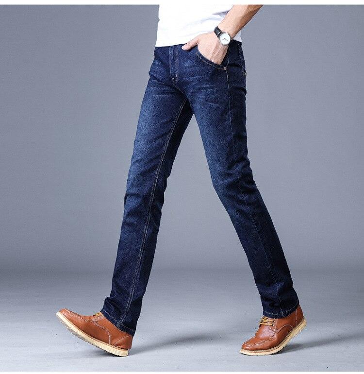 Fashion Stretch Men Jeans Denim Jogger Design Hip Hop Joggers For Men size 38 39 40 41 42