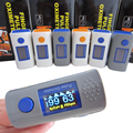 Oximeter Oxymeter Pulse Oximeter Blood Oxygen Monitor PR SPO2 Test Visual Alarm