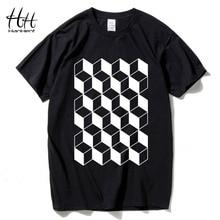 Creative Geometry men's t-shirt