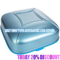 OTLEY New Type Automatic Car Cover , Full automatic Car Cover with Remote Control , quick and convenient four seasons car cover