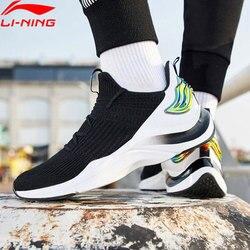 Li-Ning Men DABOOM LOW Lifestyle Shoes LiNing li ning CLOUD Cushion Mono Yarn LiNing Sport Shoes Sneakers AGLP005 YXB270