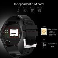 led music LIGE Smart Watch Men LED Sport Smart Clock activity Tracker Mobile Phone Reminder Music Player Smart Watch Support SIM card (4)