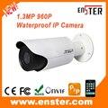 1.3MP POE Optional  IP Camera Onvif  Varifocal Lens Waterproof Surveillance System Network IR-Cut P2P 960P HD CCTV Security Cam