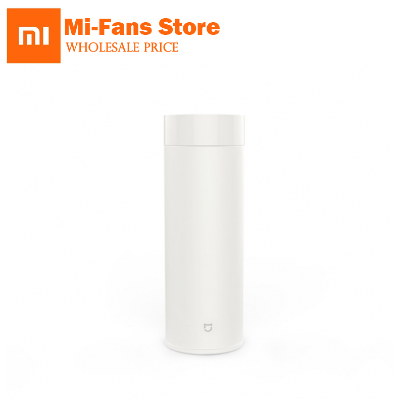 Original Xiaomi Mijia 500ML Stainless Steel Thermos Vacuum Flasks Large Capacity Portable Insulation Bottle Water Cup