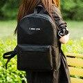 Simple School bag Girls Backpack Rucksack Backpack For women teenage girl student Bag Korean Female Mochila Escolar