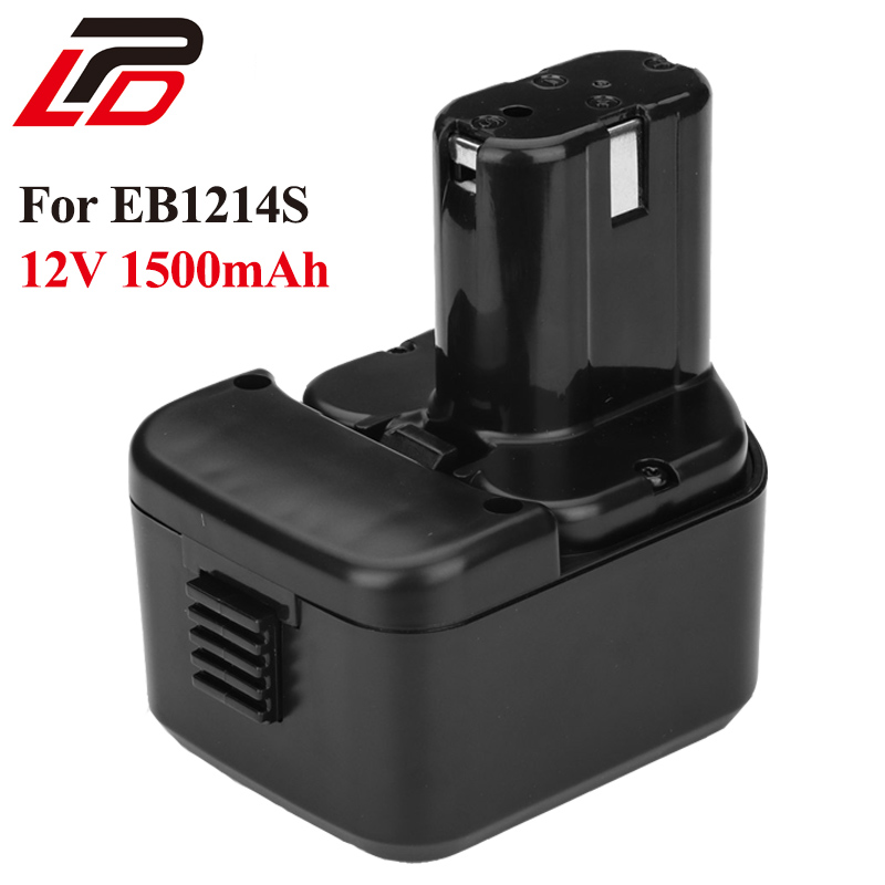 for hitachi eb1214s battery replacement 12v 1 5ah rechargeable battery for c5d ds12dvf3. Black Bedroom Furniture Sets. Home Design Ideas