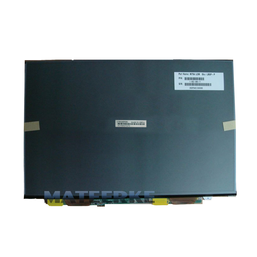 Brand New For Sony 13.3 LCD Screen Replacement LTD133EWZX LTN133AT05 brand new lcx028 lcd for doli 2300 minilab