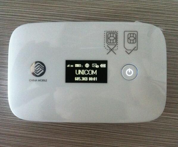 Jauns, atbloķēts Huawei E5776S-860 4G LTE maršrutētājs 150Mbps TDD TD-LTE 1900/2300 / 2600MHz