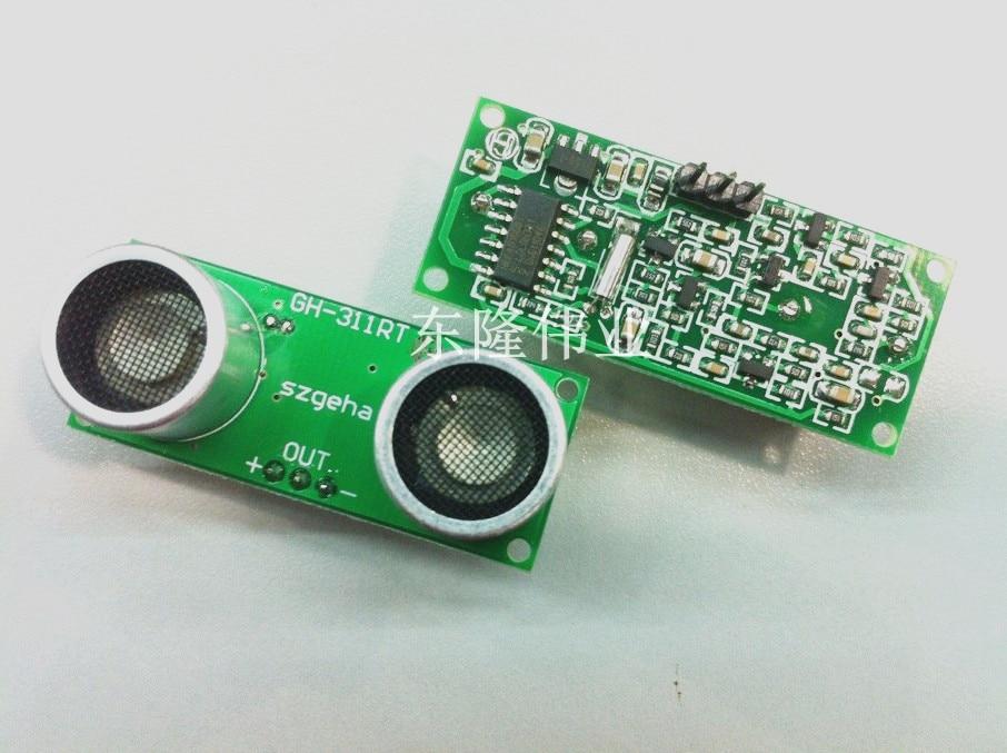 Guaranteed 100% GH-311RT  Ultrasonic sensors Range within 8 meters guaranteed 100