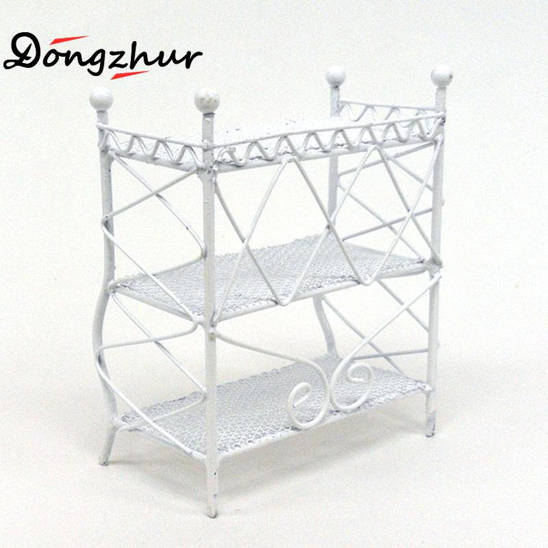 New Iron Art Miniature Mini Flower Stand Chair Kids Toys Furniture White 90*74mm For 1/12 Dollhouses Model Accessories WWP5566 new iron art miniature mini flower stand chair kids toys furniture white 90 74mm for 1 12 dollhouses model accessories wwp5566