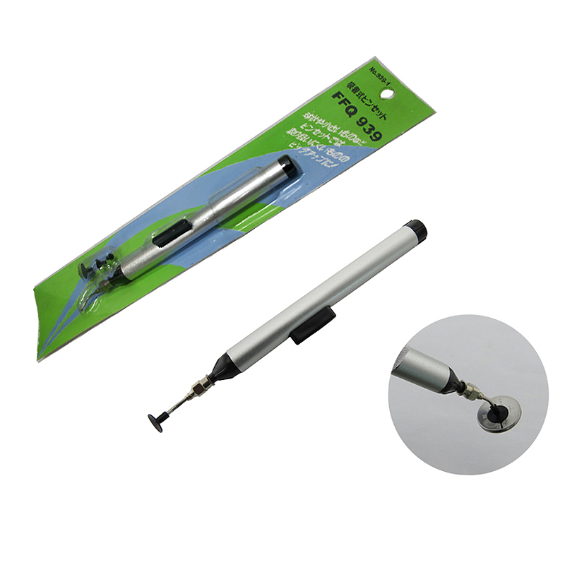 FFQ 939 Vacuum Sucking Pen Bga Welding Machine Pencil IC Easy Pick Up Tool SMD Soldering Station Hand Tool