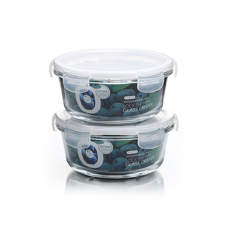 Glass Food Storage Containers With Locking Lids Inspiration Glass Food Storage Containers Meal Prep Containers Lunch Box With