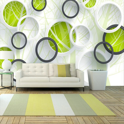Abstract photo murals 3d wallpaper vinyl wall paper tv for 3d wallpaper for home singapore