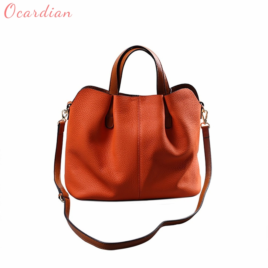 купить  OCARDIAN bolsas Pack of 6 Bags Women Multi-purpose Purse Leather Leatherette Shoulder Handbag Made in China Casual #30 2017 Gift  недорого