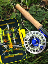 Maximumcatch 6#/8#/10# Popper Fly Hook Bass Fly Fishing