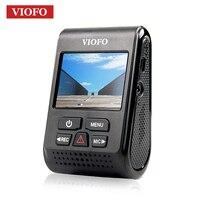 VIOFO A119 Pro Car DVRs Super Capacitor 7G F1.6 Dashcam Sensor AR0521 HD 1080P GPS Car Dash Camera DVR