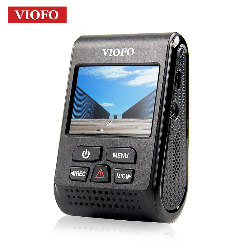 VIOFO A119 Pro Voiture Dvr Super Condensateur 7G F1.6 Dashcam Capteur AR0521 HD 1080 P GPS De Voiture Dash Caméra DVR