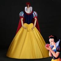 Athemis cosplay snow White Cosplay Costume custom made Dress High Quality