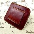 Cremallera Mini Bolso de La Cintura Paquete de La Cintura Pequeña Riñonera Cinturón Fino Billetera Hombres Y Mujeres L85-80d
