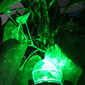 Sale New LED AppLights Red + Green Light Show 2 Modes Projection Kaleidoscope Christmas Party Spotlight