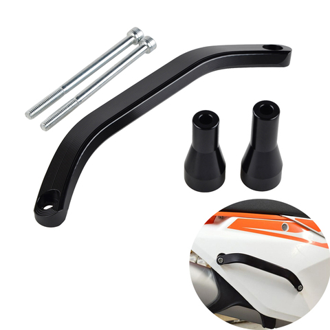 Rear Grab Handle For KTM 250 300 350 450 500 SXF EXC SX SX-F XC XCF XC-F XCW XC-W 2017 2018 2019 Motorcycle Accessories Parts Pakistan