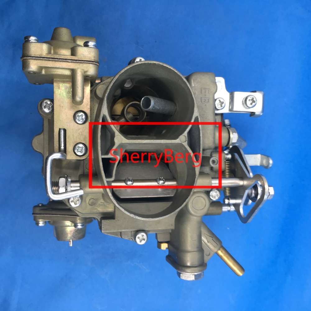 replacement carb double barrel carburetor solex style 2cv