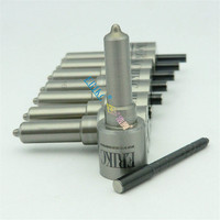 ERIKC injector nozzles original parts DSLA 146 P 1440 and fuel tank original injector nozzle with black needle DSLA146P 1440