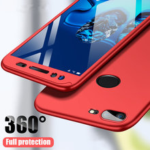 Luxury 360 Shockproof Phone Case for Huawei Honor 20 Pro 20i 10 10i 9 9i 8 P Smart Plus 2019 Y5 Y6 Y7 Prime Y9 2019 with Glass(China)