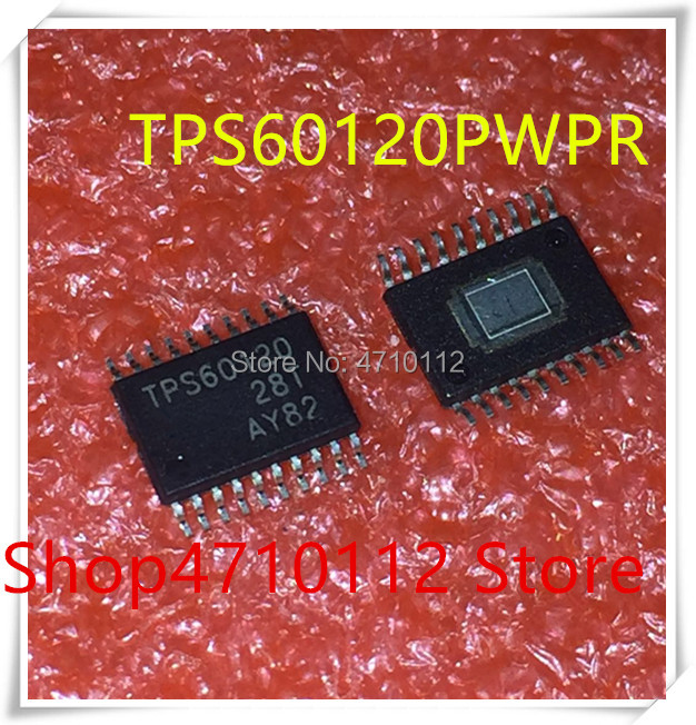NEW 10PCS LOT TPS60120PWPR TPS60120 HTSSOP 20 IC