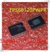 NEW 10PCS/LOT TPS60120PWPR  TPS60120 HTSSOP-20 IC