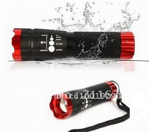 Free Shipping 250LM Genuine CREE Q5 LED Bike headlight Bicycle headlight bicycle light NEW